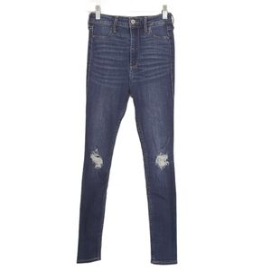 Hollister 1S 25 Ultra High-Rise Skinny Jeans
